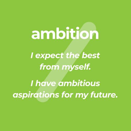 Beats - Ambition