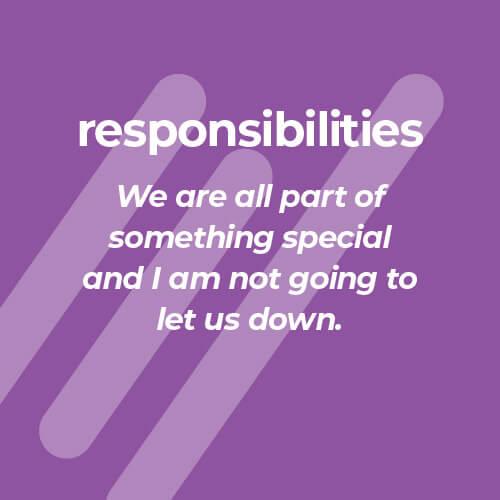 Beats - Responsibilities