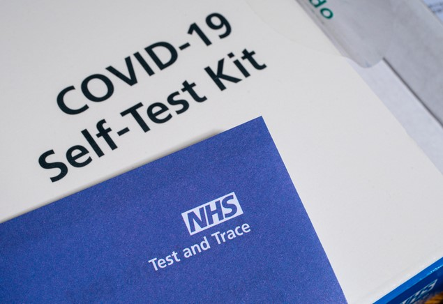Reporting your COVID home test results