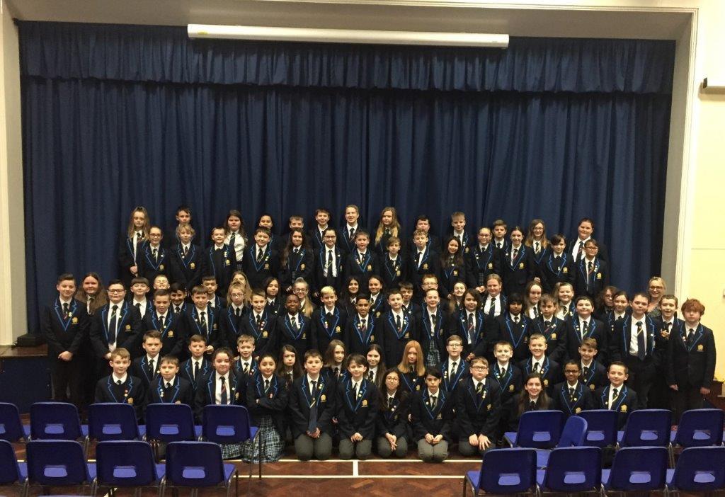 Year 7 Celebration Assembly