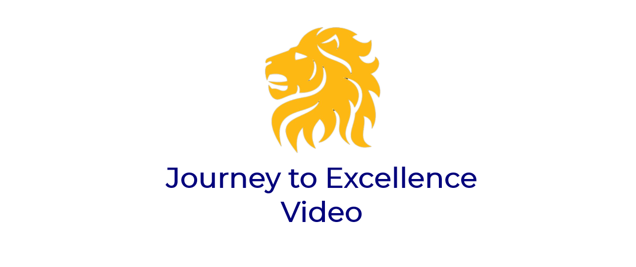 The Journey to Excellence